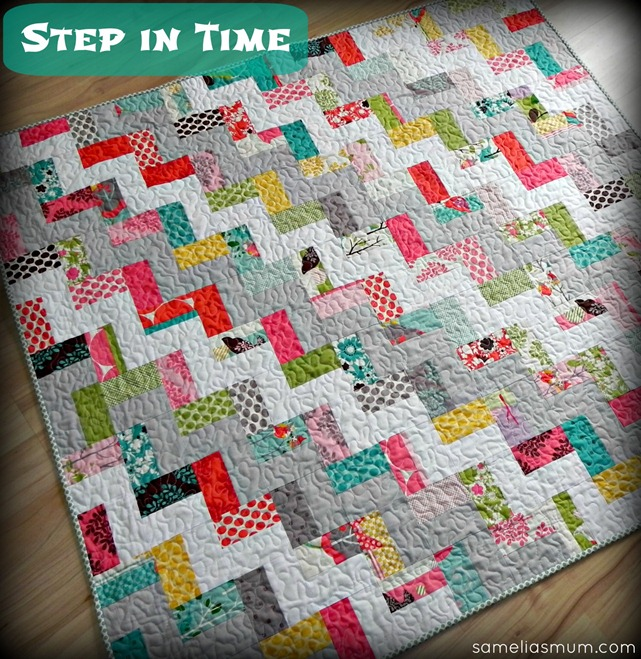 StepinTimeQuilt