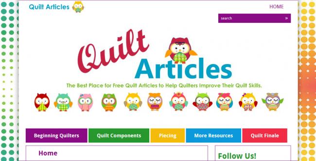 QuiltArticles