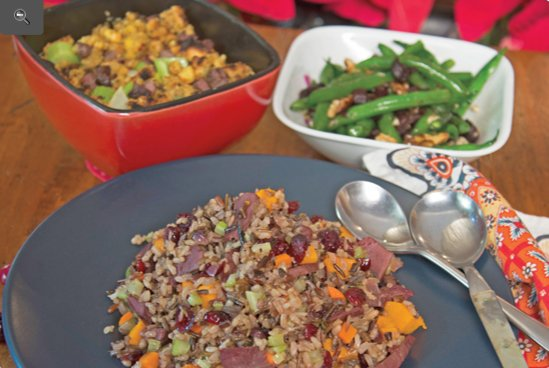 Pintail Pilaf Free Recipe from Ducks Unlimited