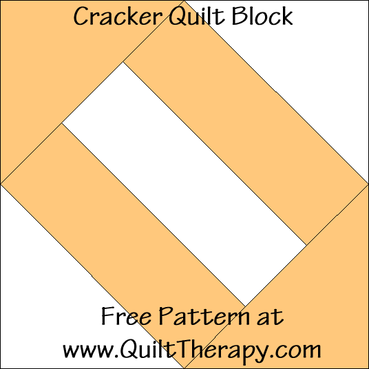 Cracker Quilt Block