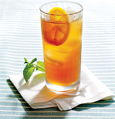 Refreshing Southern Sweet Tea Free Recipe by Sheri Castle from My Recipes