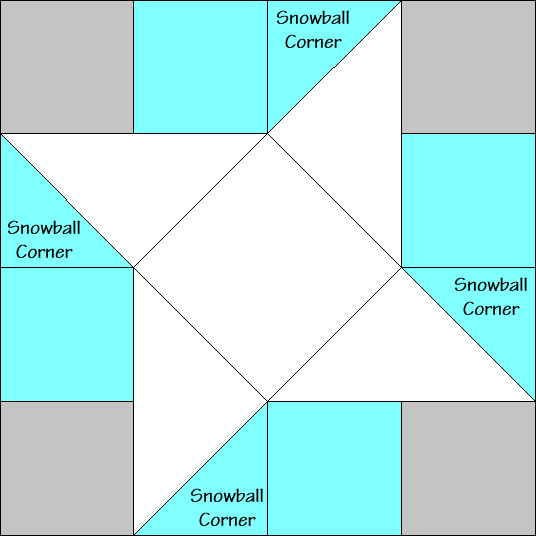 Whirling-Star-Variation-Quilt-Block-Diagram