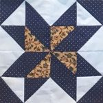 Good Time Quilters of Blind Bay Sorrento, British Columbia - Quilter #1 - Block #3