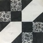 Good Time Quilters of Blind Bay Sorrento, British Columbia - Quilter #1 - Block #4