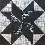 Good Time Quilters of Blind Bay Sorrento, British Columbia - Quilter #1 - Block #6
