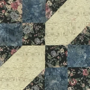 Good Time Quilters of Blind Bay Sorrento, British Columbia - Quilter #1 - Block #7