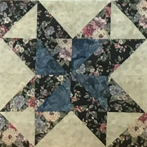 Good Time Quilters of Blind Bay Sorrento, British Columbia - Quilter #1 - Block #9