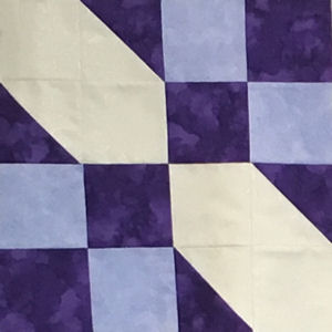 Good Time Quilters of Blind Bay Sorrento, British Columbia - Quilter #2 - Block #1