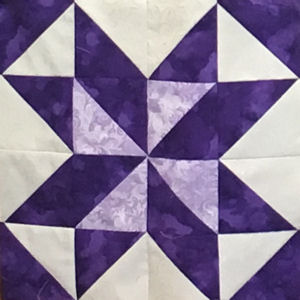 Good Time Quilters of Blind Bay Sorrento, British Columbia - Quilter #2 - Block #3