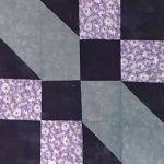 Good Time Quilters of Blind Bay Sorrento, British Columbia - Quilter #2 - Block #4