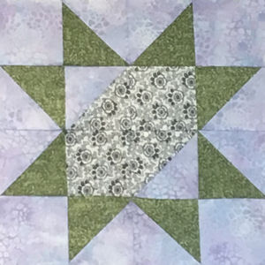 Good Time Quilters of Blind Bay Sorrento, British Columbia - Quilter #2 - Block #5
