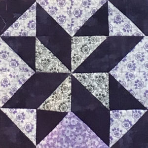 Good Time Quilters of Blind Bay Sorrento, British Columbia - Quilter #2 - Block #6