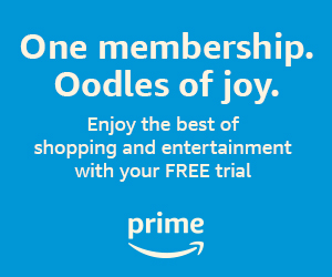 Try Amazon Prime for Free! Enjoy the best of shopping and entertainment with Amazon Prime!