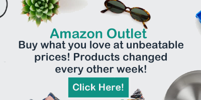 Amazon Outlet offers products at unbeatable prices!